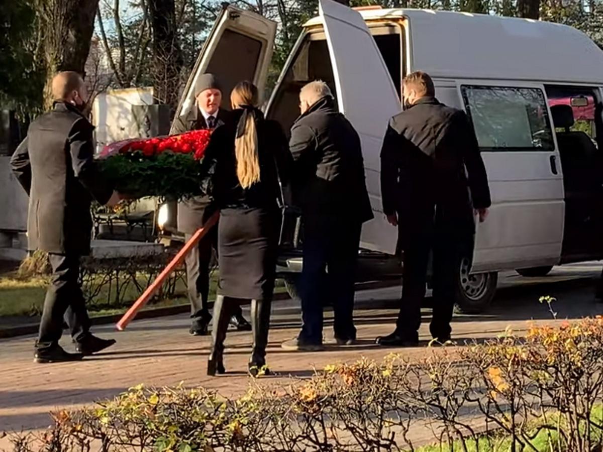 похороны Жванецкого прошли в Москве