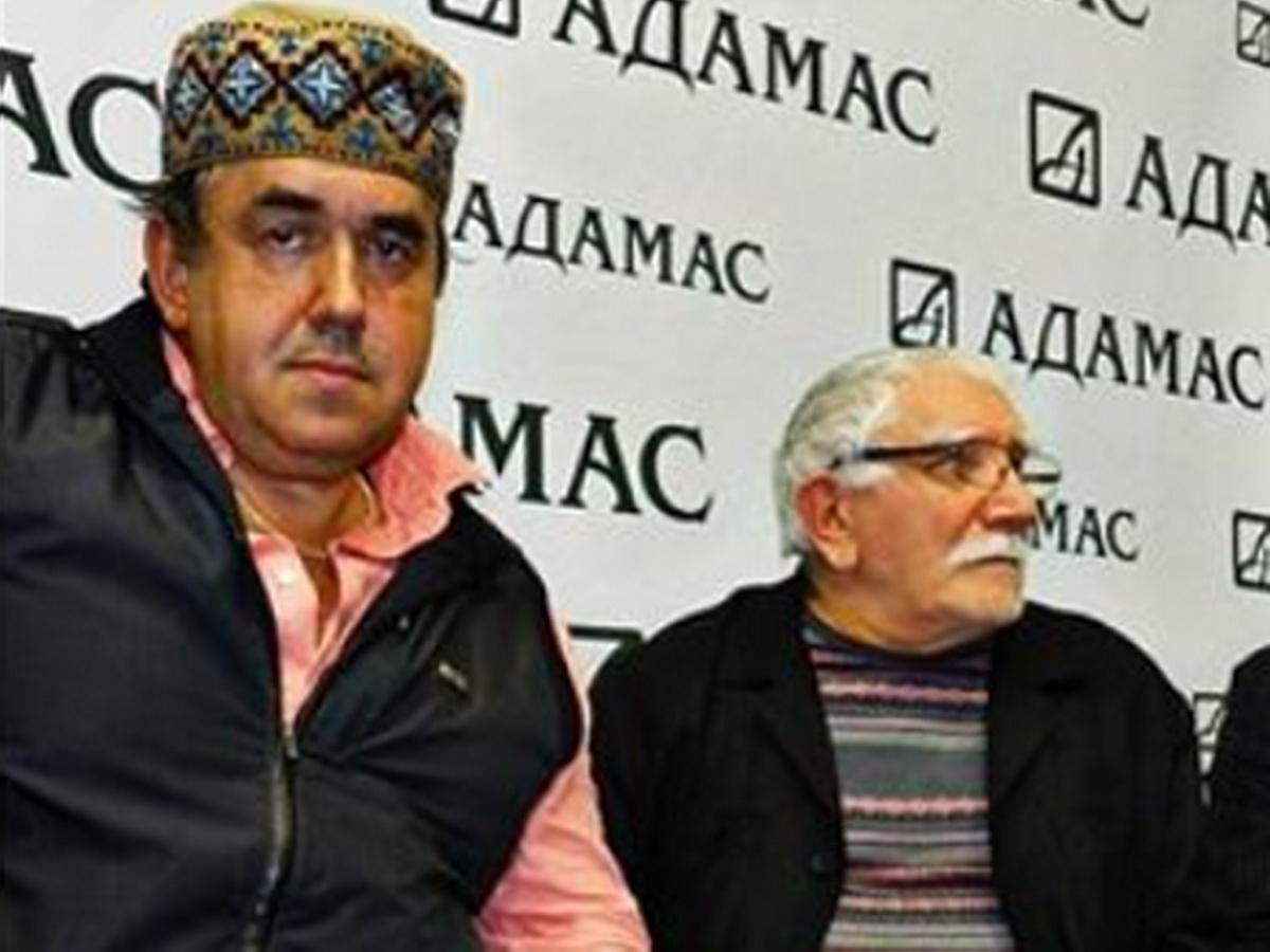 Садальский и Джигарханян