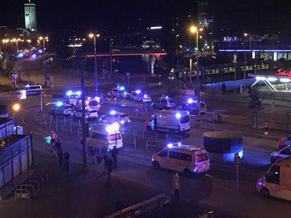 Стрельба в Вене: жертвой подорвавшего себя стрелка стали 7 человек