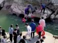 61-летний британец спас тонущую девушку в Китае