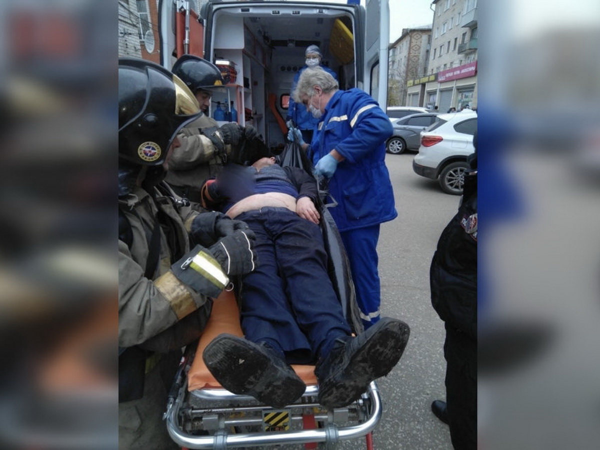 На рынке в Коврове взорвали гранату