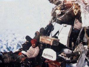 Чудо в Андах: 72 дня в снежном плену или история спасения уругвайских регбистов