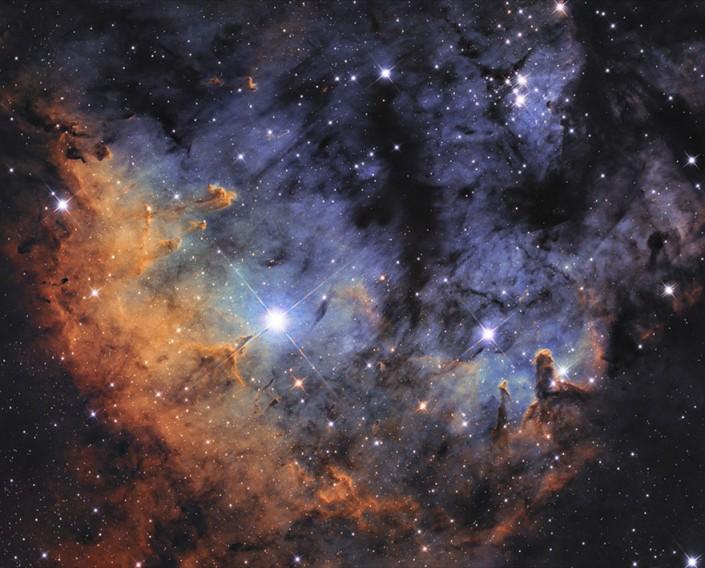 Самые зрелищные снимки из космоса