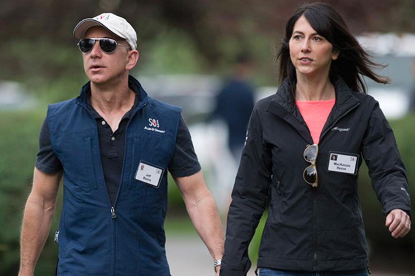 Самые богатые и успешные семейные пары