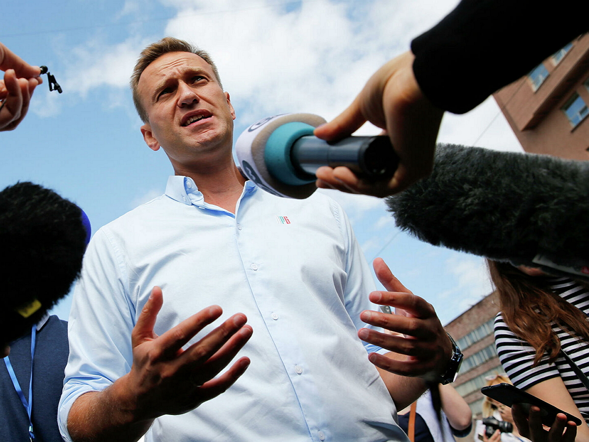 Навальный заявил о намерении вернуться в Россию несмотря на расследование о его отравителях