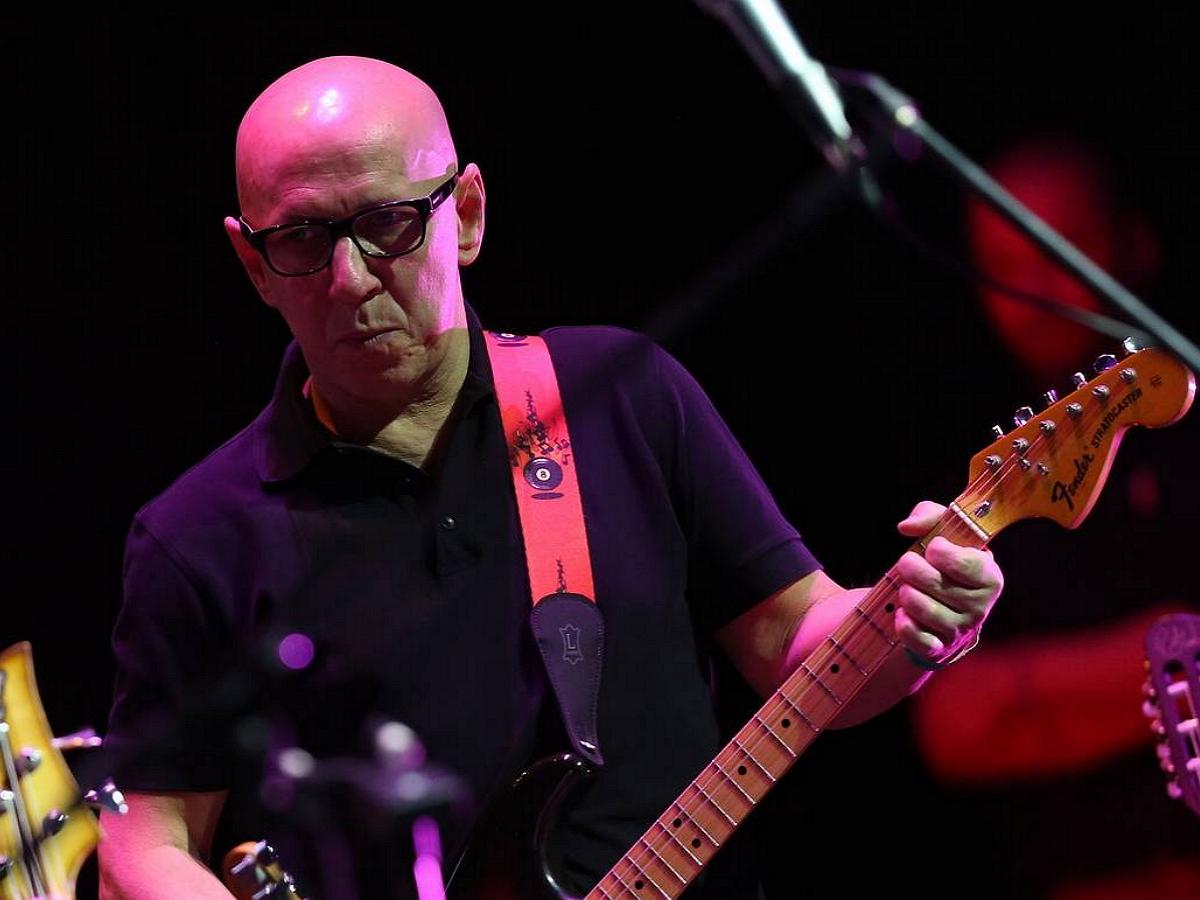 Умер музыкант Андрей Сапунов из группы «Воскресение»
