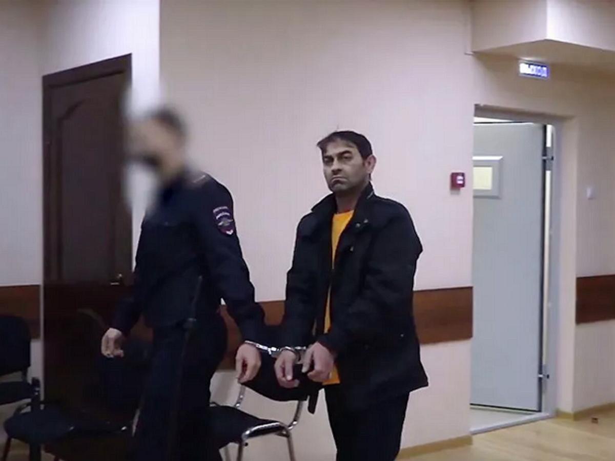 Военный суд в Ростове приговорил в 12 годам тюрьмы члена банды Басаева