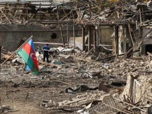 Азербайджан опубликовал данные о погибших в Карабахе