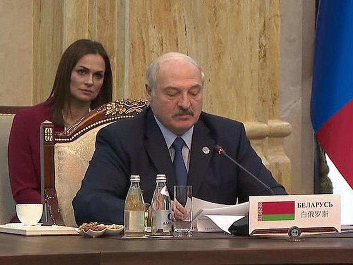 Беседа пресс-секретаря Лукашенко попала в Сеть