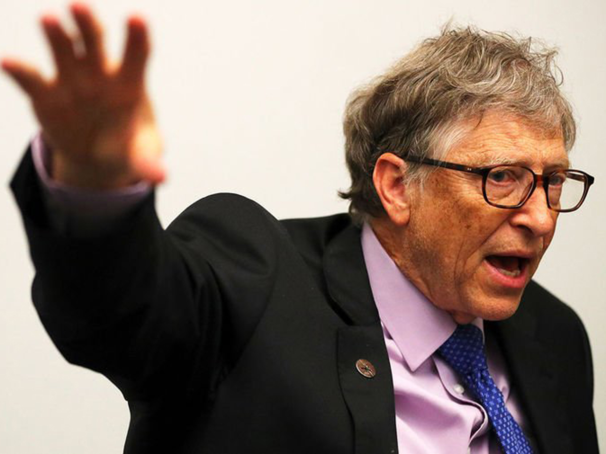 Билл Гейтс предрек новую рукотворную катастрофу