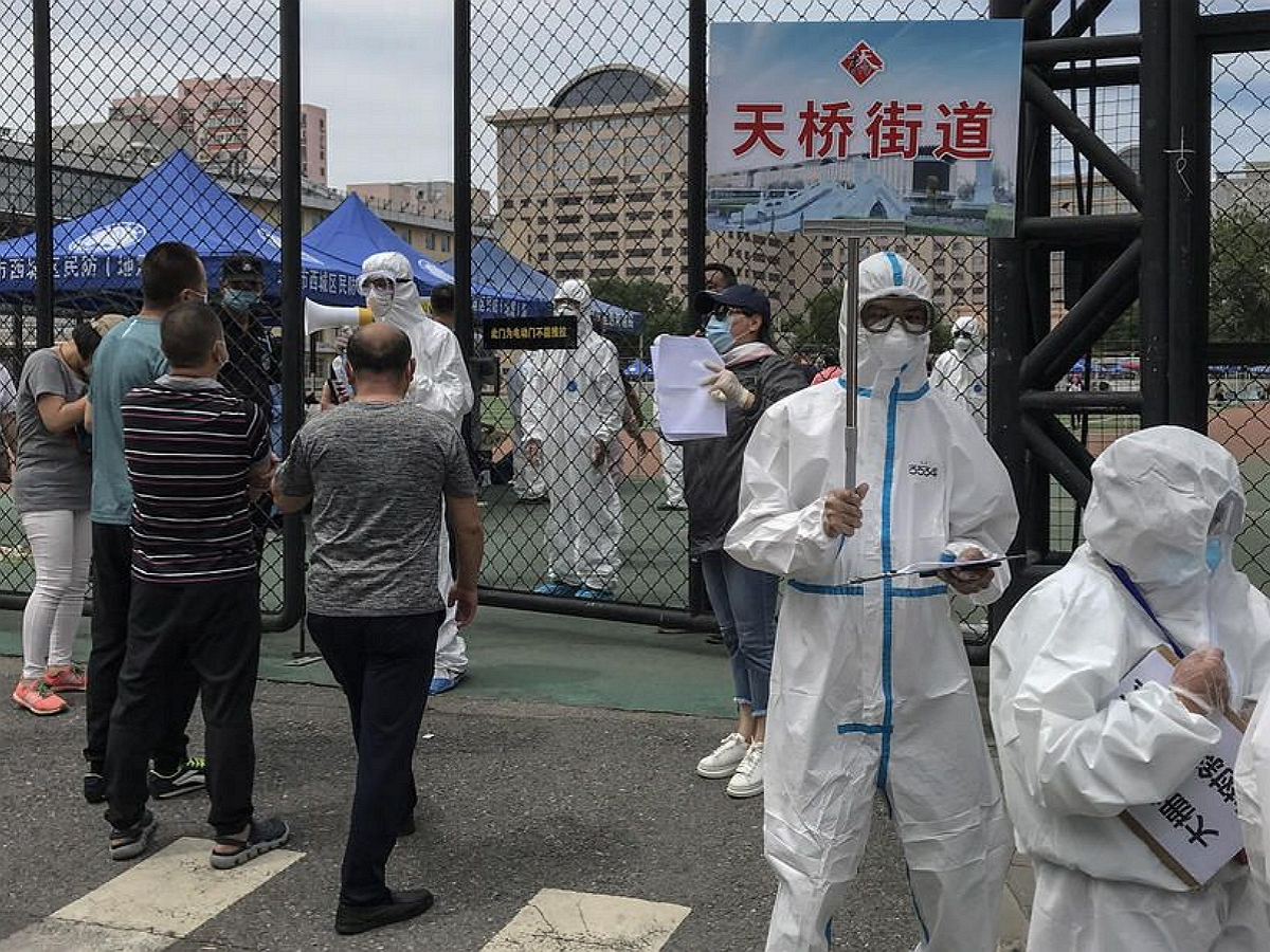 Китай сделал гостайной исследования о происхождении вызывающего COVID-19 вируса