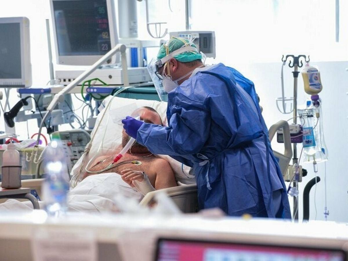 В ВОЗ заявили о росте смертности от COVID-19 в мире