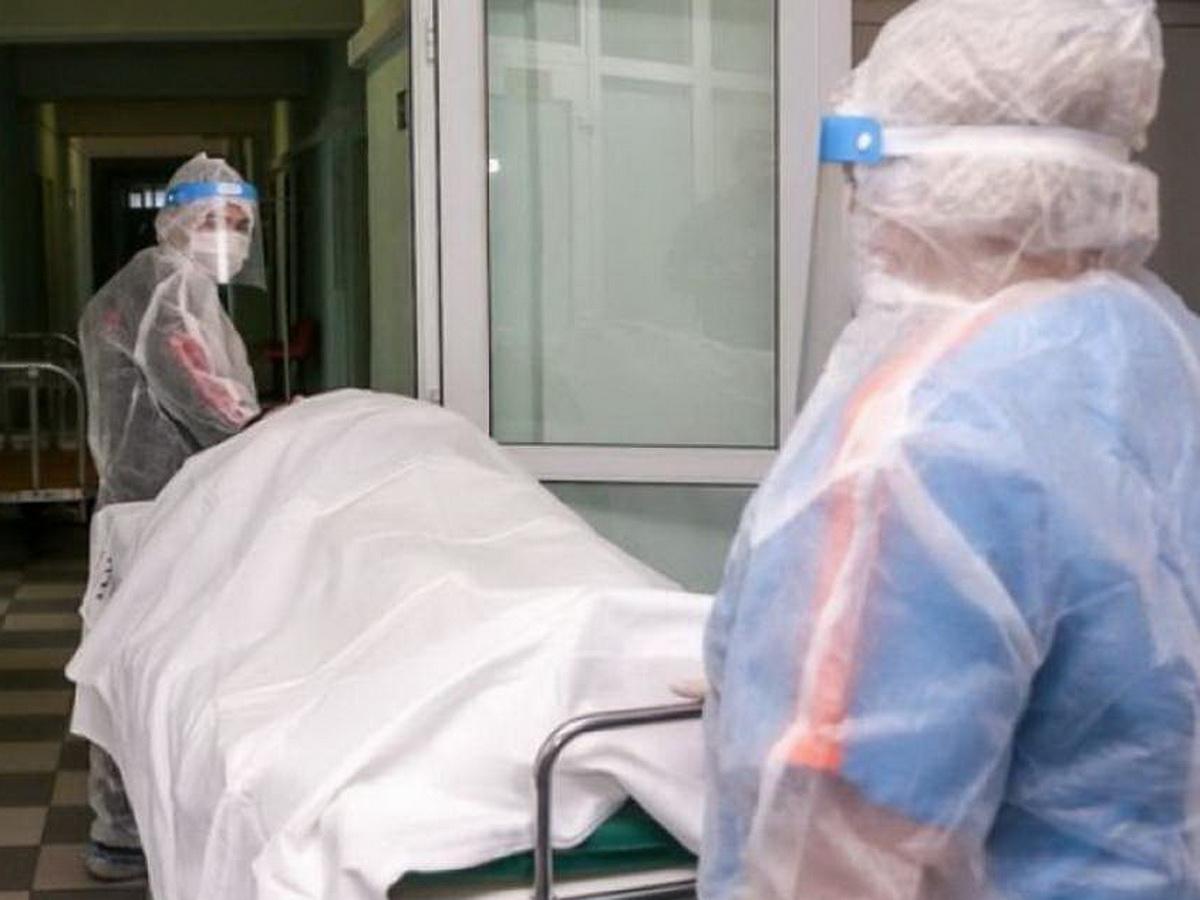 В России за сутки зафиксировано максимальное число погибших от COVID-19