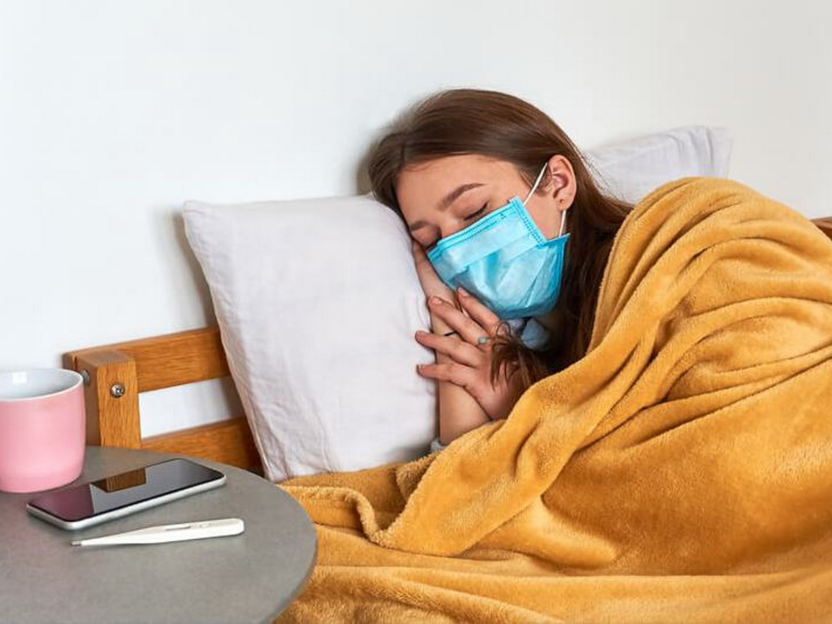Почему опасна низкая температура при ковиде