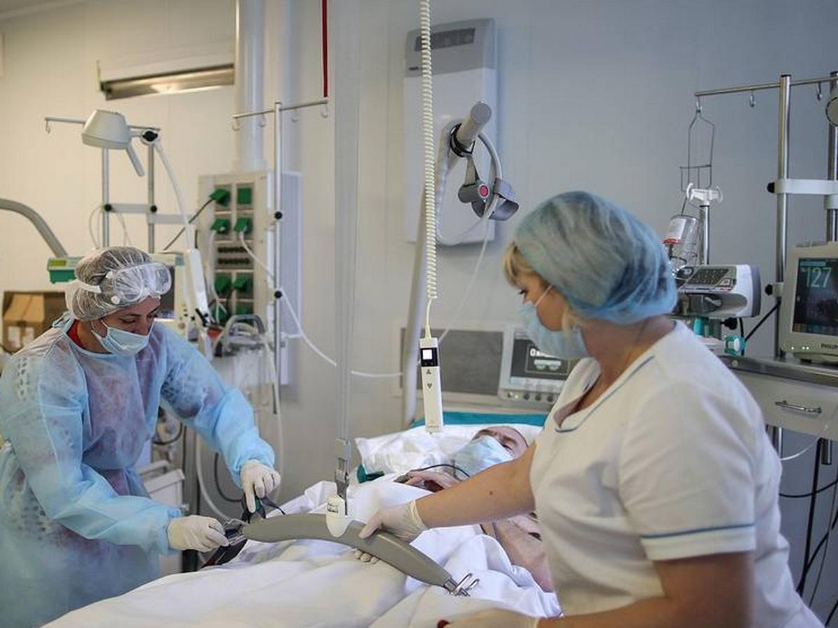 Врач рассказал о серьезных последствиях COVID-19 у трети пациентов