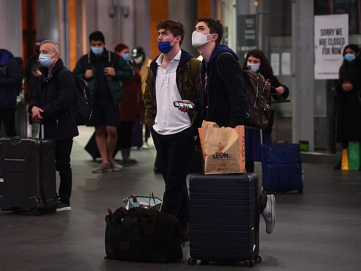 Россияне рассказали о панике в Британии из-за мутации коронавируса
