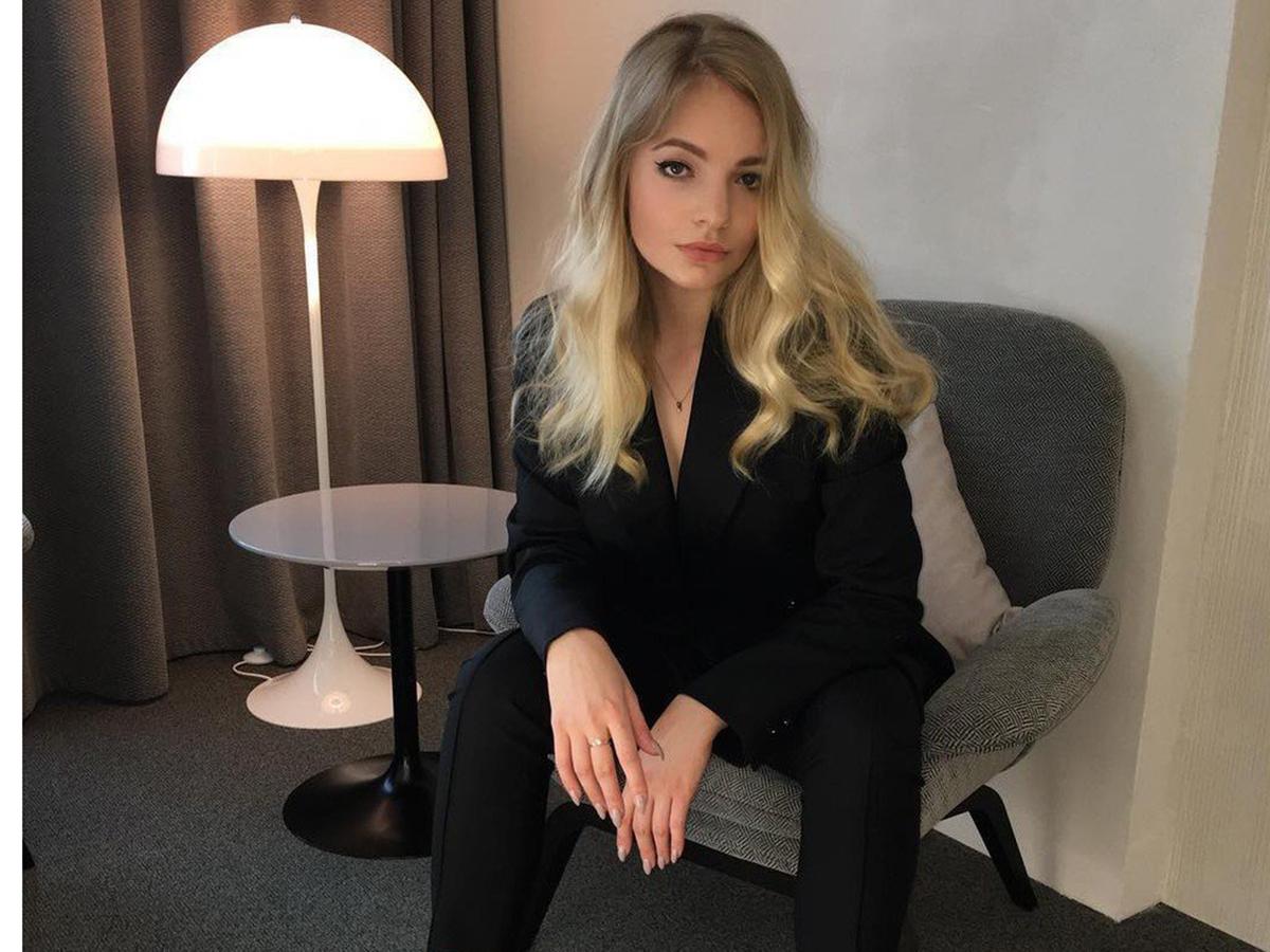 Дочь Пескова