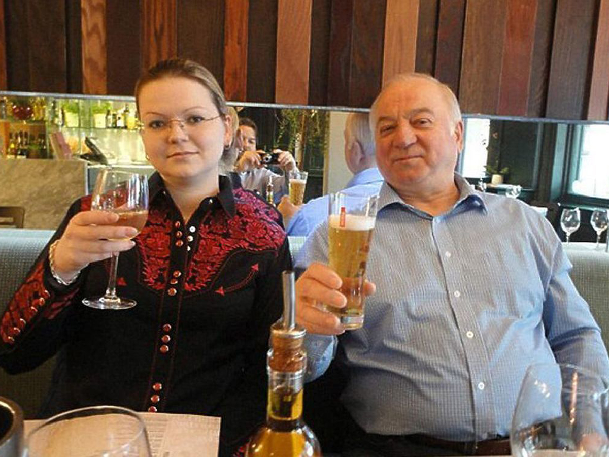 Дочь отравленного Сергея Скрипаля впервые раскрыла тайны