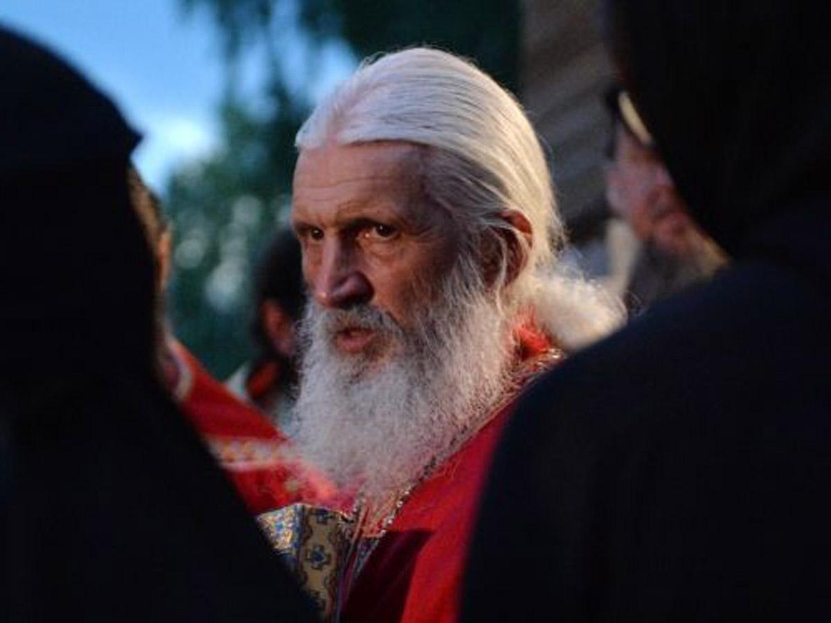 Экс-схиигумен Сергий задержан в монастыре