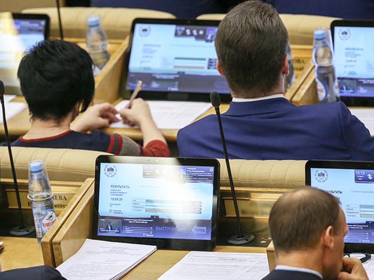 Госдума ввела уголовную ответственность за клевету в интернете