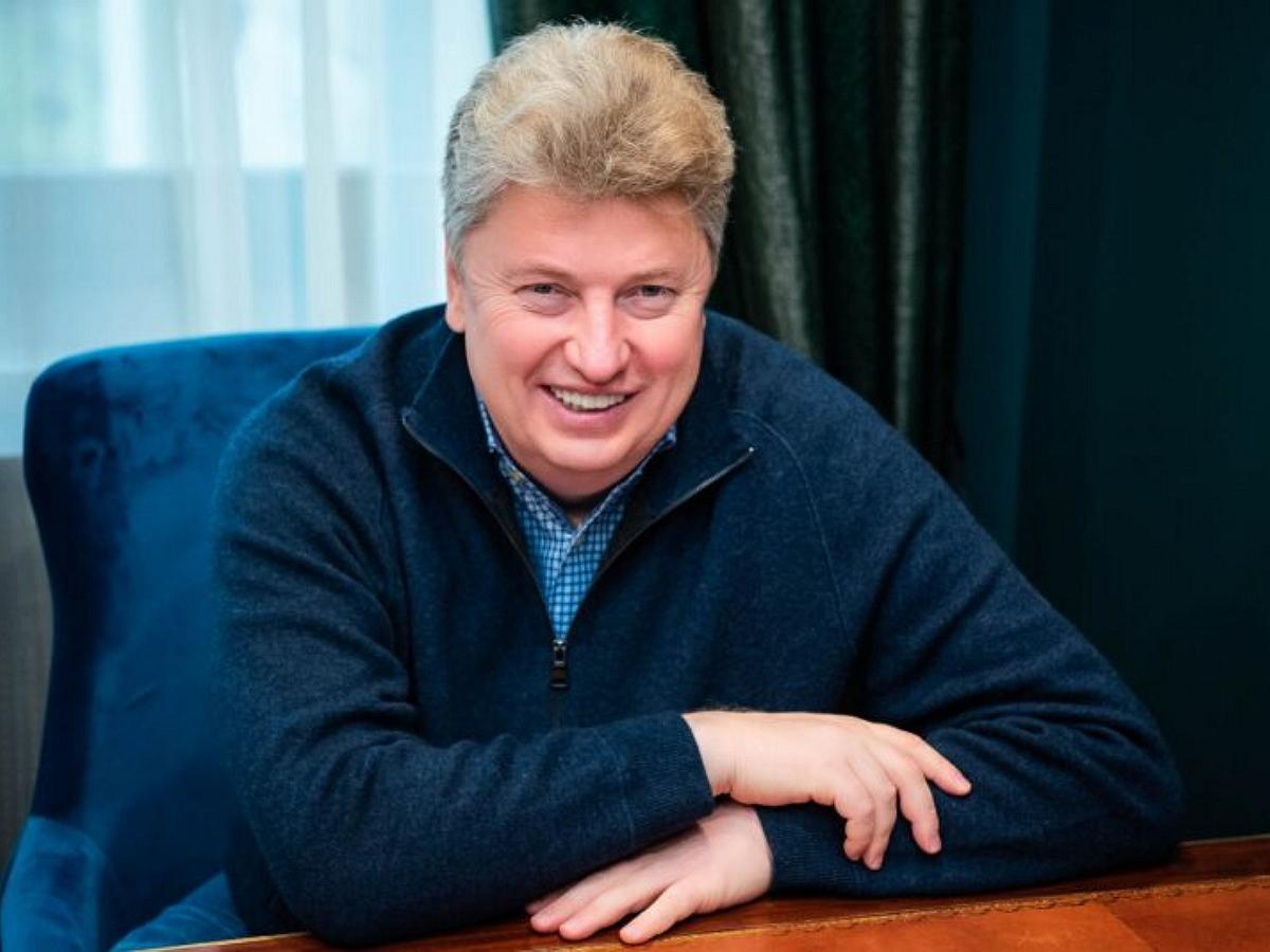 Игорь Сосин умер