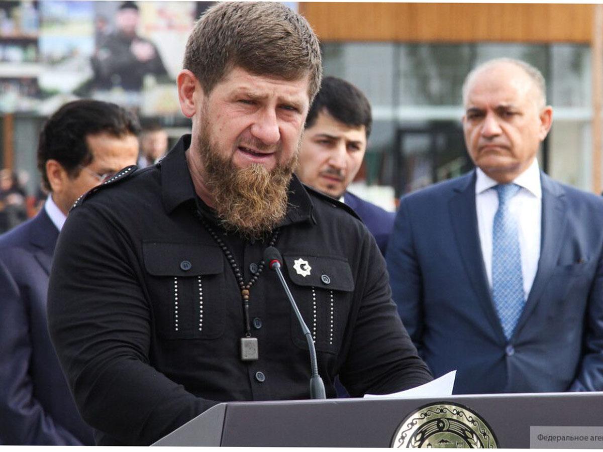 Кадыров осанкции СШАвотношении «Ахмата»