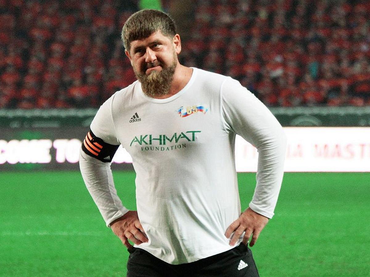 США ввели санкции против ФК «Ахмат» и тренера лошадей Кадырова