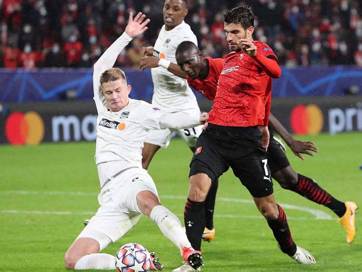«Краснодар» обыграл «Ренн» и досрочно вышел в плей-офф в Лиге Европы