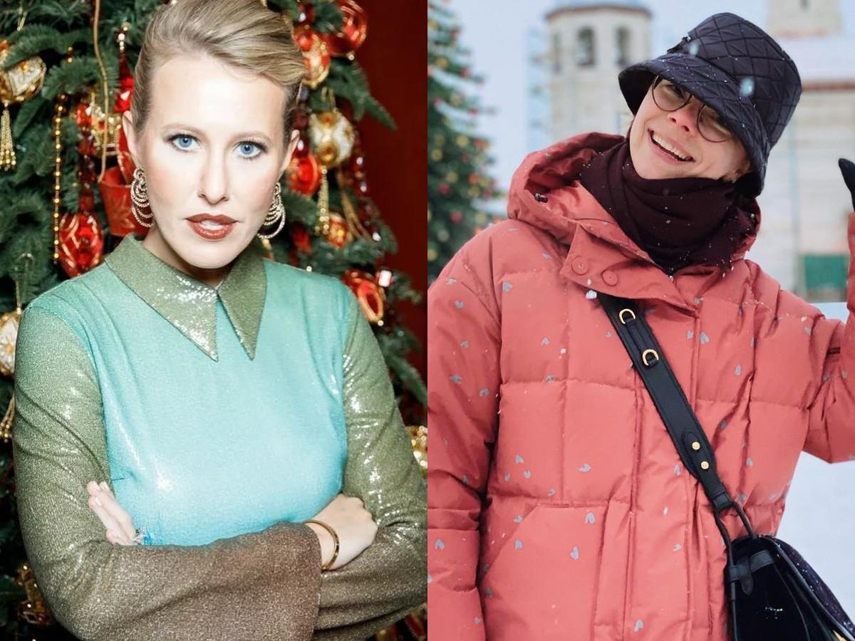 Жена Петросяна поставила на место критикующую ее Собчак