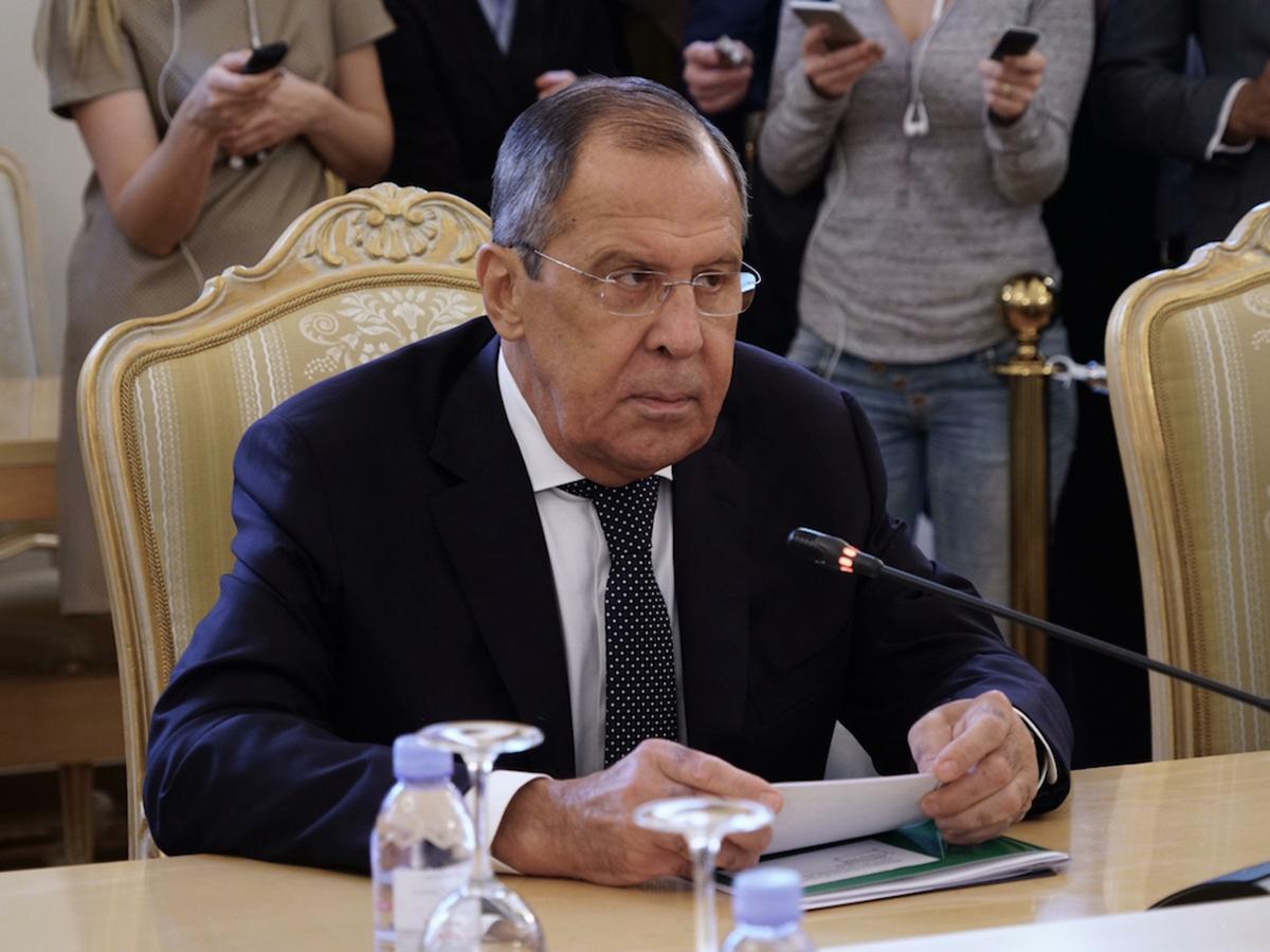 Лавров высказался о запрете Путину посещать Олимпиады и чемпионаты мира