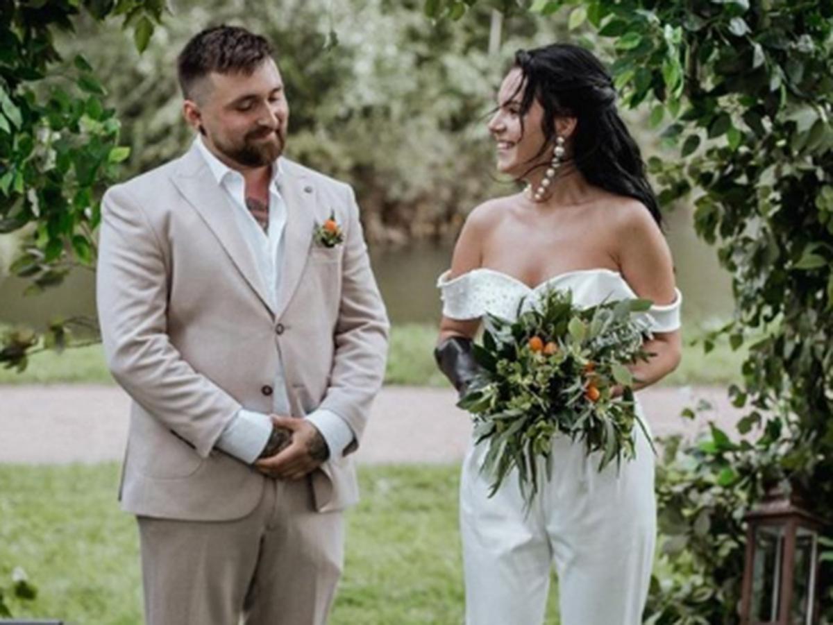 Маргарита Грачева снова вышла замуж