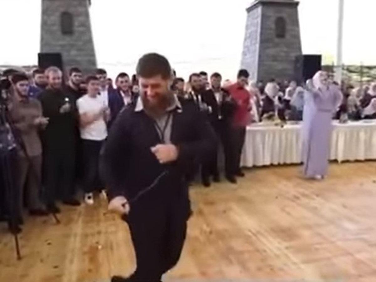Мария Захарова разозлила Сеть видео с танцами Кадырова