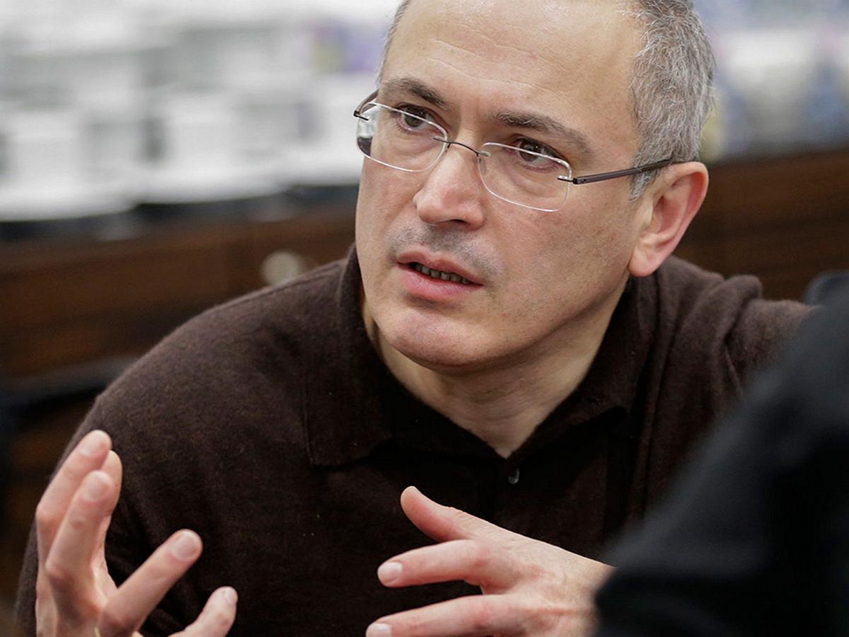 Ходорковский рассказал о слежке российскими спецслужбами