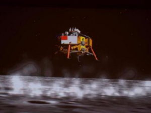КНР успешно посадил аппарат «Чанъэ-5» наЛуну