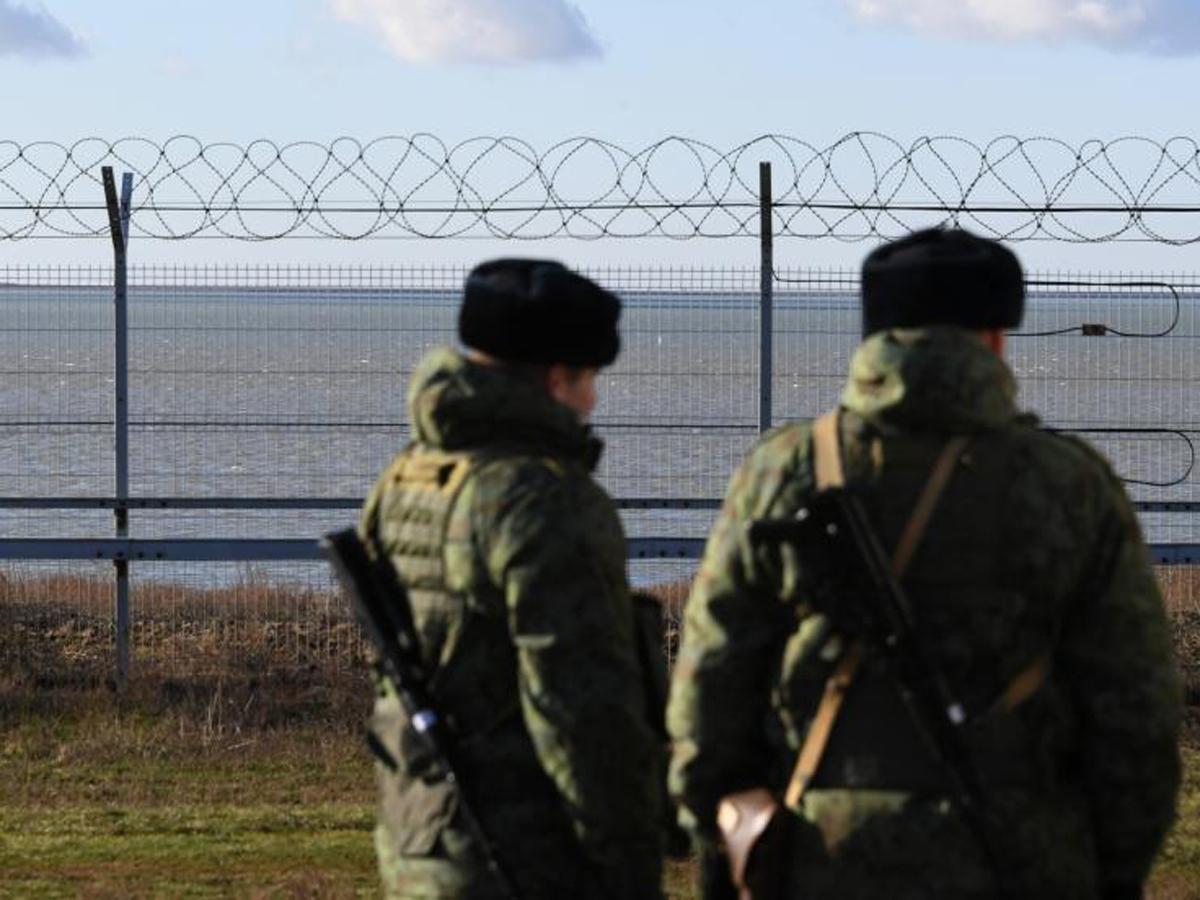 Награнице России сУкраиной произошел бой