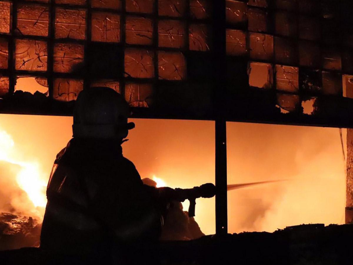 На пожаре в пансионате Башкирии погибли 11 человек