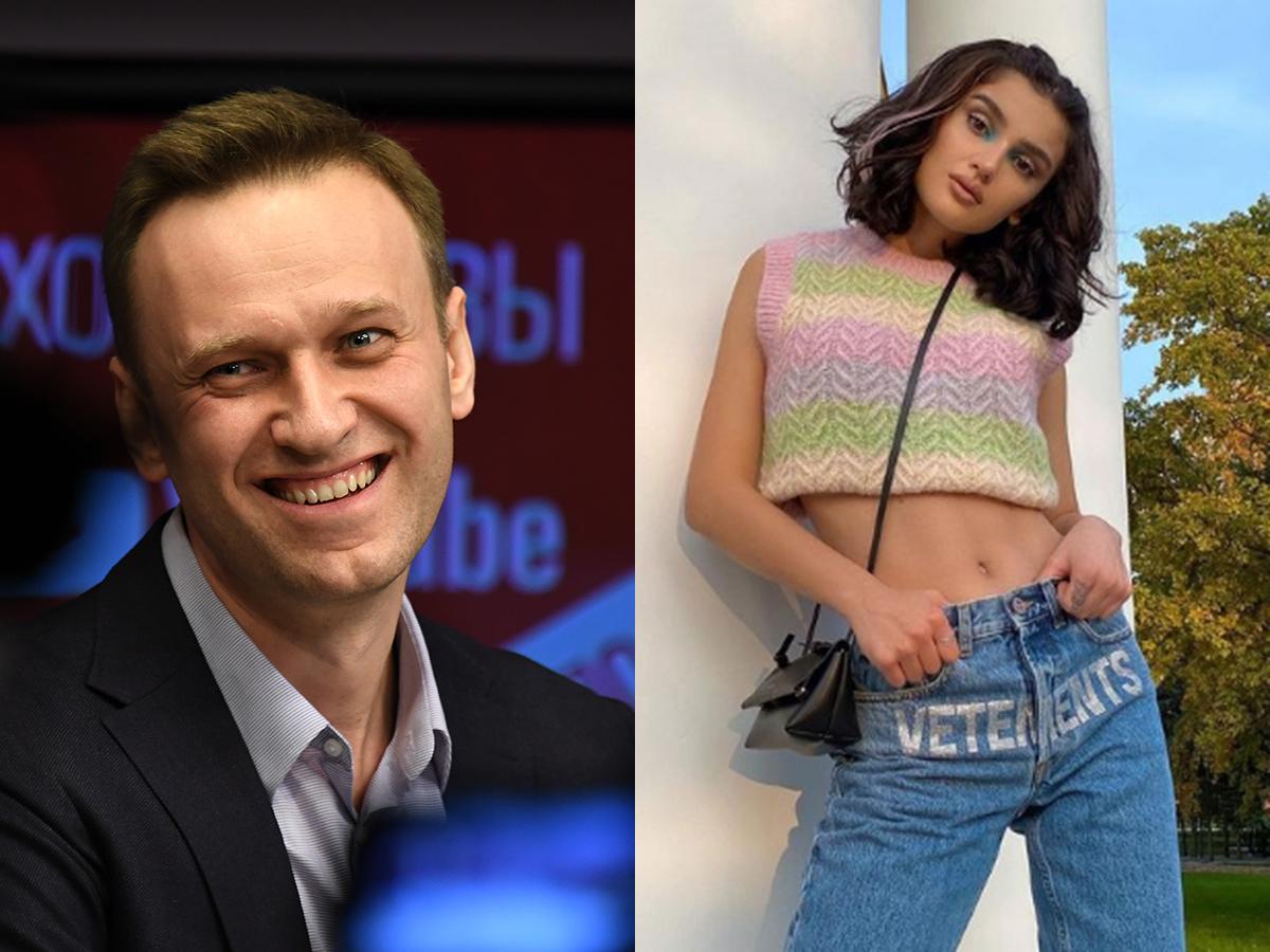 Навальный Саева