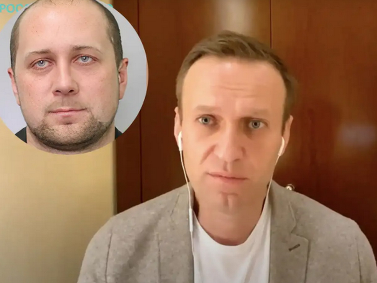 Навальный позвонил возможному отравителю