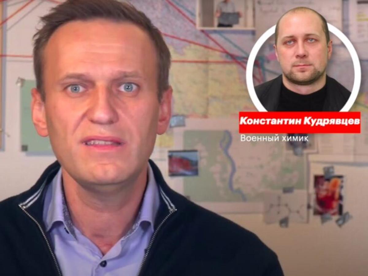 Навальный раскрыл подробности звонков предполагаемым отравителям