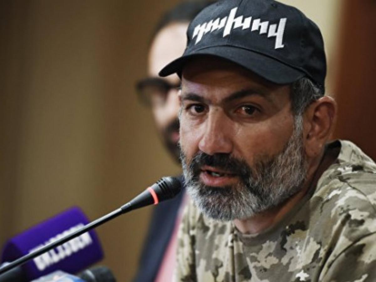 Пашинян возложил вину за разгром армянской армии на Россию