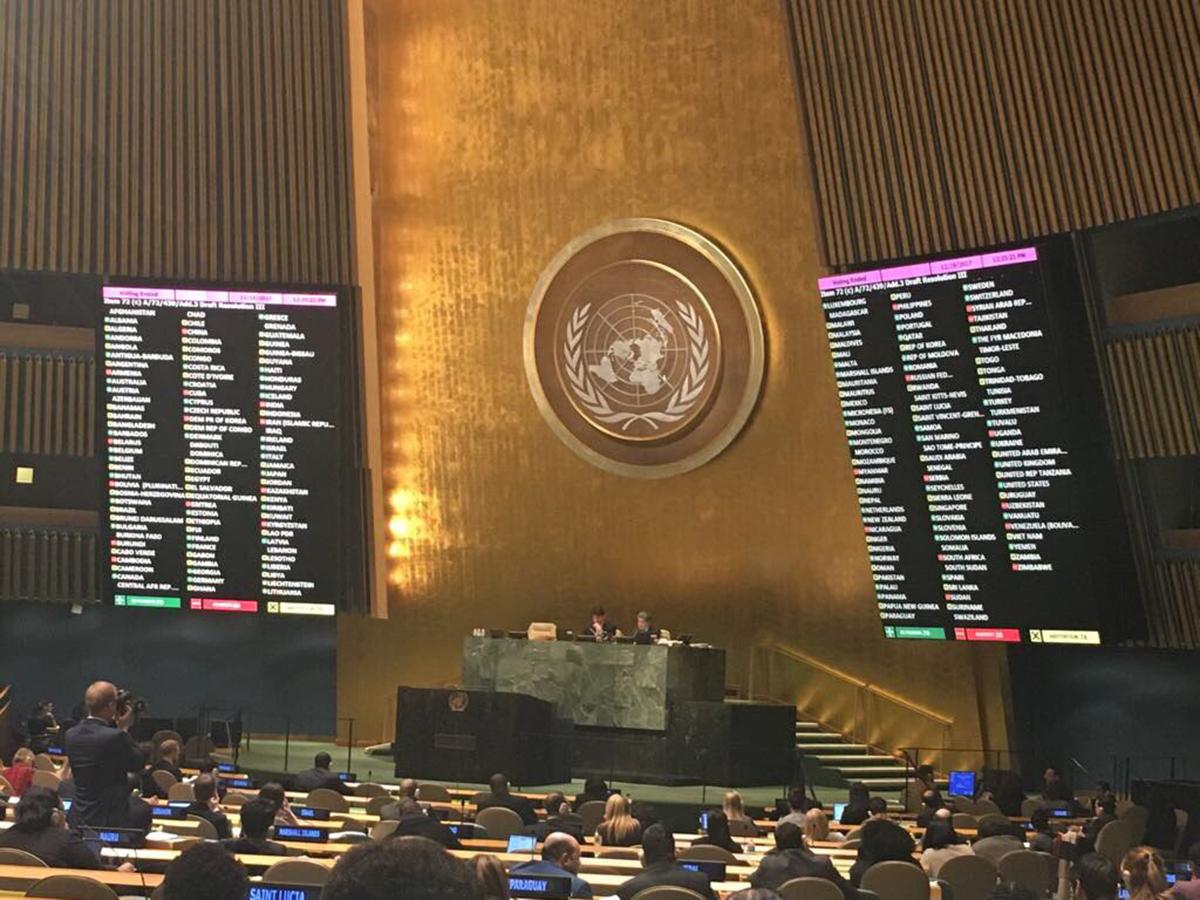 Резолюция по Крыму