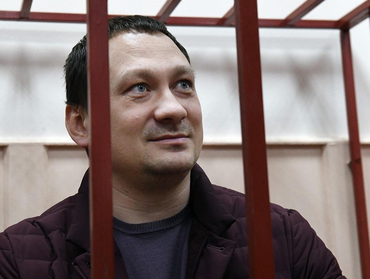 Экс-полицейский, обвиняемый по делу Голунова, сделал странное заявление