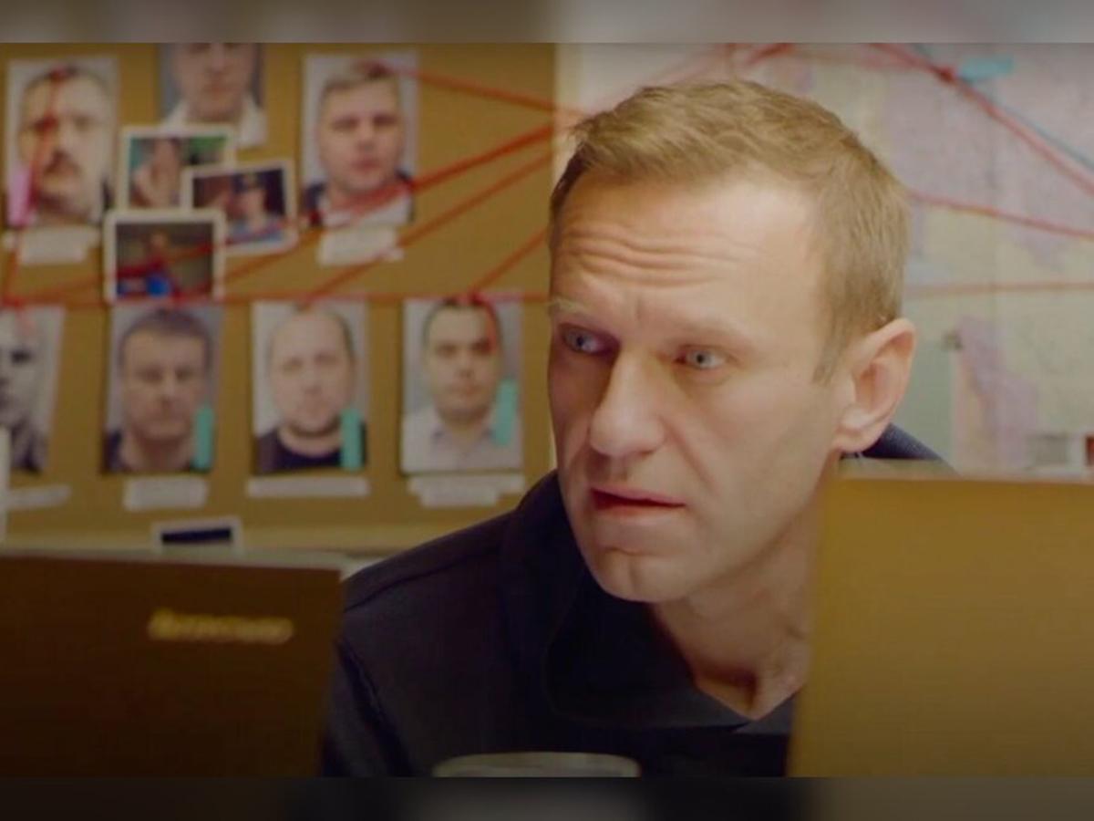 Отравители Навального