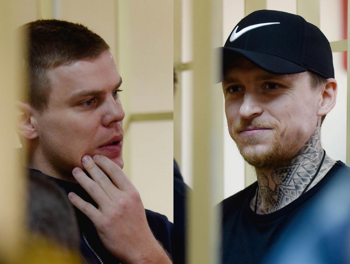 Водитель ведущей Первого канала потребовал от Кокорина и Мамаева 1 млн рублей