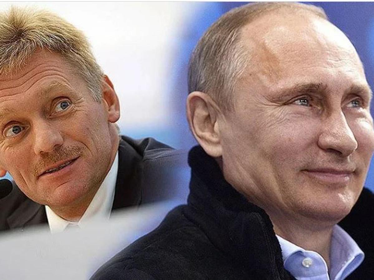 Песков прокомментировал список преемников Путина