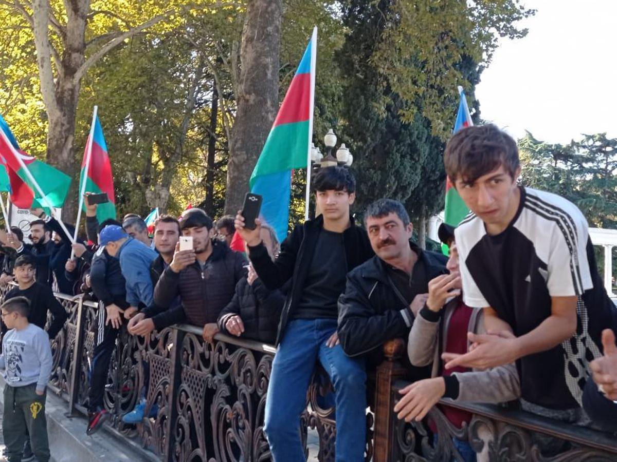 Представитель ВС Баку подробности о захвате Шуши