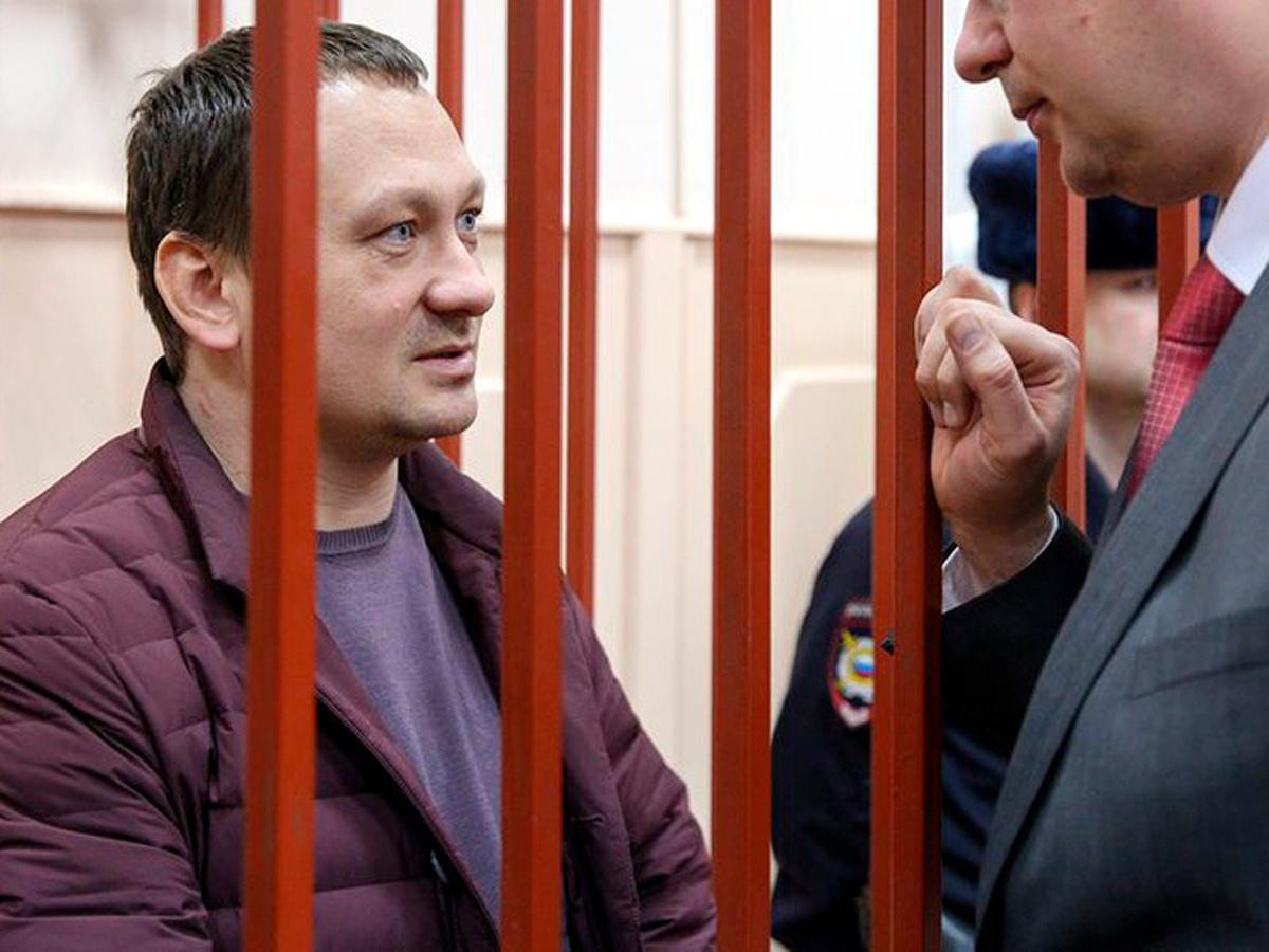 Прокурор о мотиве полицейских арестовавших Голунова