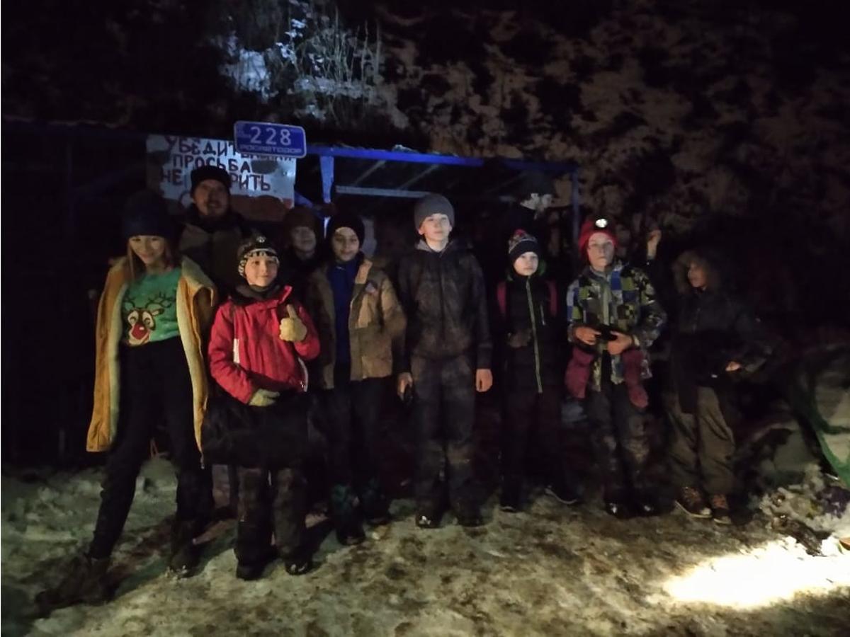 Пропавшие в Сьяновских пещерах дети