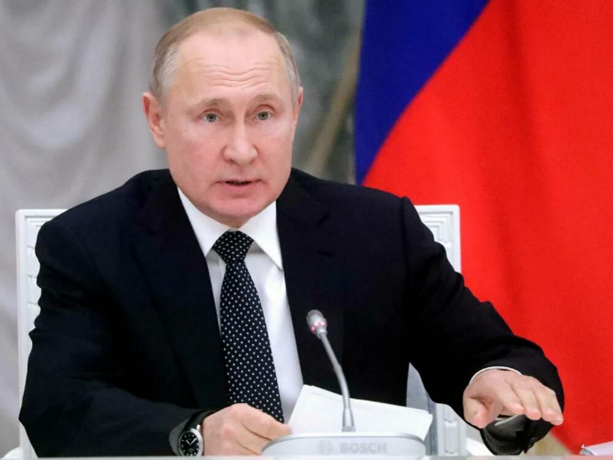Путин назвал причину уголовное преследования Сафронова