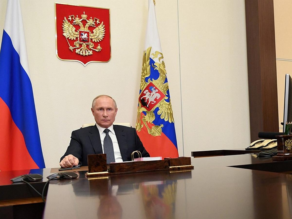 Путину и ряду чиновников РФ запретили посещать Олимпиады